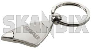 Key fob SAAB  (1068297) - universal  - key fob saab Own-label 29 29mm 48 48mm metal mm saab