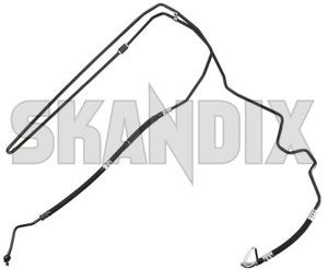 Druckschlauch, Lenkung 12756290 (1070702) - Saab 9-3 (2003-) - 93 93 9 3 druckschlaeuche druckschlauch lenkung lenkgetriebe lenkungsdruckschlauch lenkungsschlauch servodruckschlauch Original      fuer lenkgetriebe lhd linkslenker servopumpe