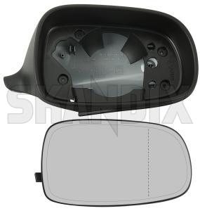Spiegelglas, Außenspiegel rechts Umrüstsatz 32019479 (1071329) - Saab 9-3 (2003-), 9-5 (-2010) - 93 93 9 3 95 95 9 5 9600 aussenspiegelglas rueckspiegel rueckspiegelglas seitenspiegel spiegel spiegelglaeser spiegelglas spiegelglas aussenspiegel rechts umruestsatz Original abblendautomatikspiegel abblendbareaussenspiegel abblendbareraussenspiegel abblendenden abblendender abblendspiegel abblendvorichtung abblendvorrichtung anti automatischer beheizbar beheizt blend blendschutzspiegel fuer heizbar lhd linkslenker mit nichtblend rechte rechter rechts rechtsseitig seite umruestsatz weitwinkel