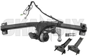 SKANDIX Shop Volvo parts: Trailer hitch foldable max  2100 kg