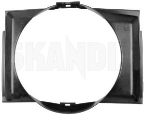 Housing, Radiator fan 686096 (1071878) - Volvo 164 - housing radiator fan Genuine air conditioner for vehicles with