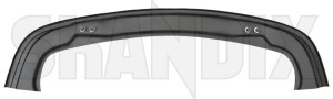 Repair panel, Bonnet  (1072117) - Volvo P1800, P1800ES - 1800e hood sheet metal p1800e repair panel bonnet Own-label front