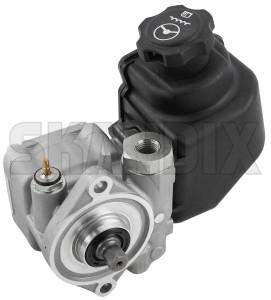 Servopumpe, Lenkung 12842028 (1072609) - Saab 9-3 (2003-) - 93 93 9 3 hydraulikpumpe lenkhydraulik lenkhydraulikpumpe lenkungspumpe pumpe servopumpe lenkung servopumpen Hausmarke behaelter dichtungen mit