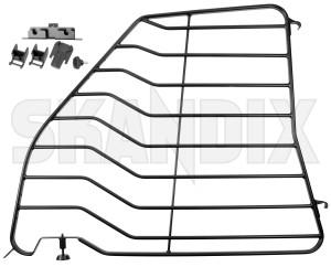 Absperrgitter, Koffer-/ Laderaum längs 32204732 (1072676) - Volvo XC90 (2016-) - absperrgitter koffer laderaum laengs absperrgitter kofferladeraum laengs absperrnetz anstellgitter gepaeckgitter gepaeckraumgitter gitter hundegitter kofferraumgitter laderaumgitter schutzgitter trenngitter Original charcoal holzkohlefarbener laengs