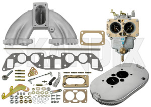 Carburettor Weber 36 DCD Kit  (1073003) - Volvo 120 130 220, 140, 200, P1800, P1800ES, PV P210 - 1800e brick carburetor carburettor weber 36 dcd kit p1800e weber 36 carburetor carburettor choke dcd kit manual multistage multi stage weber