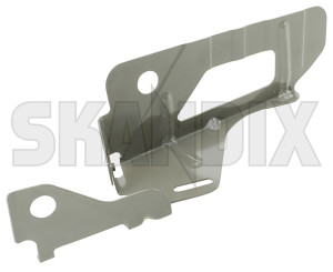 Rod Fender to be painted 93167159 (1073486) - Saab 9-3 (2003-) - rod fender to be painted Genuine be fender front painted right to wing