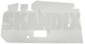 Protection paper Doorpanel front 3540480 (1073815) - Volvo 200 - brick protection paper doorpanel front Genuine doorpanel front