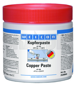 Copper Grease 450 g  (1074345) - universal  - copper grease 450 g lubricant weicon 450 450g can g
