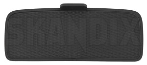 Rubber mat, Shelf Center console rear 31389183 (1074953) - Volvo S60 (2019-), S90 V90 (2017-), V60 (2019-), V60 XC (19-), V90 XC, XC60 (2018-), XC90 (2016-) - basket depot inlay liner mats pads rubber mat shelf center console rear Genuine center console rear