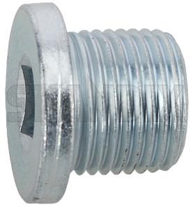 Screw Plug, Transmission Oil filling plug Square 3224662 (1075836) - Volvo 300, 400, S40 V40 (-2004) - gearboxplug screw plug transmission oil filling plug square transmissionplug Own-label filling oil plug screw square