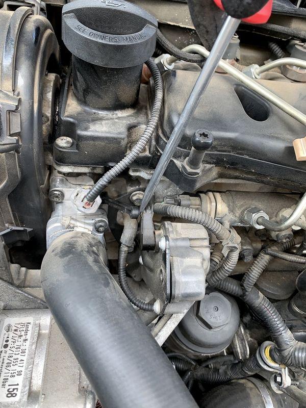 volvo v50 motorsystem wartung erforderlich
