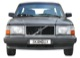Volvo 200: Front
