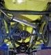 Volvo P210: exhaust system
