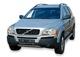 Volvo XC90 (-2014): Front, Seite