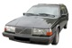 Volvo 900: front, side