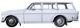 Volvo 220: Zier-/ Schutzleiste