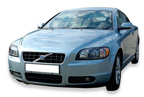 Volvo C70 (2006-): front, side