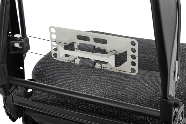 Volvo 200: Lumbar support Back rest