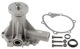 Water pump 270681 (1000012) - Volvo 200, 300, 700
