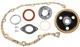 Stirnrad Stahl Kunststoff Satz Standard 271944 (1000472) - Volvo 120 130 220, 140, 200, P1800, P1800ES, PV