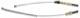 Seilzug, Handbremse für links und rechts passend  (1000793) - Volvo 120 130 220, PV