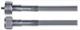 Tachometer cable 668169 (1001316) - Volvo P1800, P1800, P1800ES