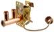 Heater Control Valve 673451 (1001327) - Volvo P1800, P1800ES