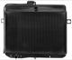 Kühler, Motorkühlung 252056 (1001908) - Volvo 120 130