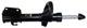 Stoßdämpfer Vorderachse Gasdruck 8954026 (1003409) - Saab 9000