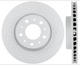 Brake disc Front axle perforated/ internally vented Sport Brake disc 31262092 (1003970) - Volvo 850, 900, C70 (-2005), S70 V70 (-2000), S90 V90 (-1998), V70 XC (-2000)