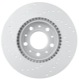Brake disc Front axle perforated/internally vented Sport Brake disc