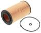 Oil filter Insert 9117321 (1004302) - Saab 9-3 (-2003), 9-3 (2003-), 9-5 (-2010)