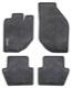 Floor accessory mats Velours grey 9166888 (1004999) - Volvo 850, C70 (-2005), S70 V70 V70XC (-2000)