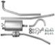 Abgasanlage ab Krümmer  (1005763) - Volvo 120 130