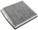 Cabin air filter Activated Carbon 30630754 (1006088) - Volvo S60 (-2009), S80 (-2006), V70 P26, XC70 (2001-2007), XC90 (-2014)