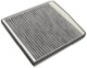 Cabin air filter Activated Carbon
