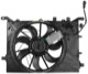 Electrical radiator fan 30680547 (1007398) - Volvo S60 (-2009), S80 (-2006), V70 P26, XC70 (2001-2007)