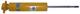 Stoßdämpfer Vorderachse Gasdruck B6 Sport 681762 (1007641) - Volvo 140, 164
