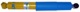 Stoßdämpfer Hinterachse Gasdruck abgestimmt für Straße und Rundstrecke B6 Sport  (1007642) - Volvo 140, 164, 200