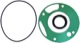 Seal, Oil pump Kit 271439 (1008021) - Volvo 850, 900, C70 (-2005), S40 V40 (-2004), S70 V70 (-2000), S80 (-2006), S90 V90 (-1998), V70 XC (-2000)