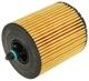 Oil filter Insert 12605566 (1008183) - Saab 9-3 (2003-), 9-5 (2010-)