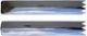 Zierleiste, Tür hinten 657266 (1008272) - Volvo 120 130, 220