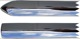 Trim moulding, Sidewall rear left 660090 (1008273) - Volvo 120 130