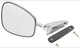 Outside mirror fits left and right 276613 (1008316) - Volvo 120 130 220, 140, 164, P1800, P1800ES, PV
