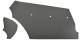 Interior panel Trunk grey Kit 671068 (1008727) - Volvo 120 130