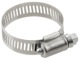 Hose clamp 19 mm 44 mm stainless  (1008794) - universal