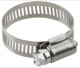 Hose clamp 19 mm 44 mm stainless