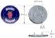 Emblem Bonnet Saab / Scania