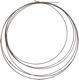 Cable Bowden cable bore 1605133 (1009919) - Volvo 120 130 220, 140, 164, P1800, P1800ES, PV
