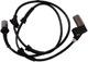 Sensor, Wheel speed Front axle left 4001459 (1010301) - Saab 9000